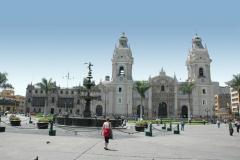 Неделя основания Лимы в Перу
