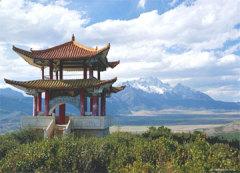 Землетрясение в провинции Шеньси