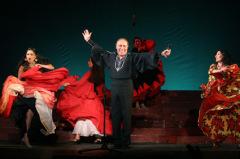 Основание цыганского театра «Ромэн»