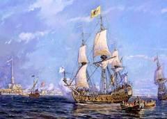 Указ Петра I, положивший начало Балтийскому флоту