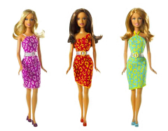В продажу поступают первые куклы Барби