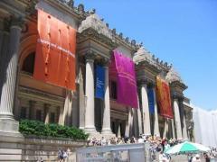 В Нью-Йорке открылся Метрополитен-музей