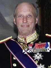 День рождения короля Норвегии Харальда V