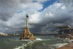 Согласно указу Екатерины II порт и крепость в Крыму получили название Севастополь
