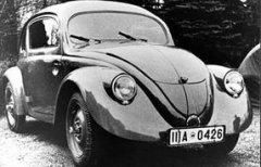 В Германии был открыт первый завод по выпуску «народного» автомобиля «Фольксваген»