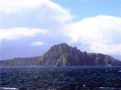 Голландский капитан Схаутен открыл мыс Горн — самую южную точку архипелага Огненная Земля