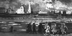 Москве был возвращен статус столицы России