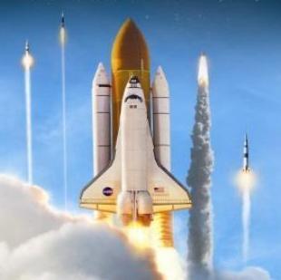 Команда шаттла Discovery вышла в открытый космос для обслуживания телескопа Hubble