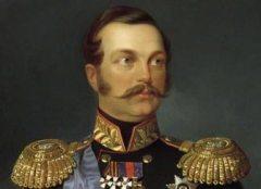 Убит Александр II, российский император с 1855 года