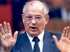 Михаил Горбачев был избран единственным в истории СССР президентом