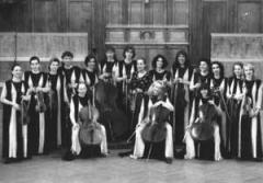 Состоялось первое выступление женского «Вивальди-оркестра»