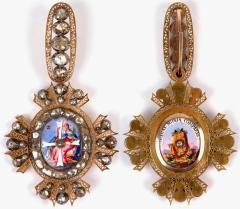 Петр I учредил орден Святой великомученицы Екатерины