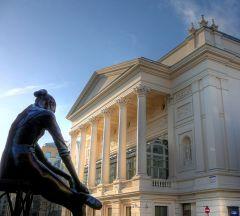 В Лондоне открыт Королевский театр - «Ковент-Гарден»