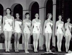В Лондоне состоялся первый конкурс красоты «Мисс Мира»