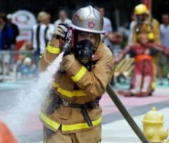 День противопожарной службы Республики Kазахстан