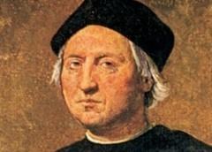 Фердинанд и Изабелла пообещали Колумбу денежную поддержку для осуществления задуманной им экспедиции «в Индии»