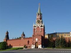 Указом царя Алексея Михайловича главная башня Московского Кремля переименована в Спасскую