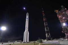 Началось строительство космодрома Байконур