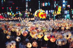 День рождения Будды в Южной Корее