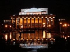 Открылся Новосибирский государственный академический театр оперы и балета