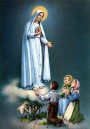 Божья Матерь Фатимская