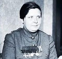 Мария Бочкарёва