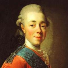 На русский престол вступил Петр II, малолетний внук Петра I
