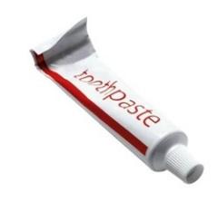 Доктор Вашингтон Шеффилд изобрел тюбик для зубной пасты