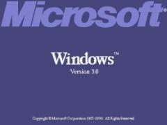 Microsoft начала продажу Windows 3.0