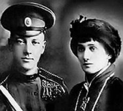 Состоялось венчание Николая Гумилева с Анной Горенко, более известной под псевдонимом Ахматова