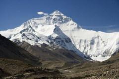 Эдмундом Хиллари и Норгеем Тенцингом впервые покорена Джомолунгма, высочайшая вершина на Земле
