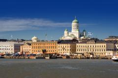 День Хельсинки в Финляндии