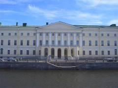 В Санкт-Петербурге учрежден институт Св. Екатерины для благородных девиц