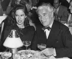 Состоялась свадьба Чарли Чаплина и Уны О'Нил