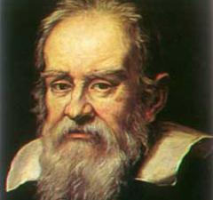В доминиканском монастыре святой Минервы Галилео Галилей отрёкся от своего учения о гелиоцентрической системе мира