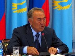 День рождения Президента Казахстана