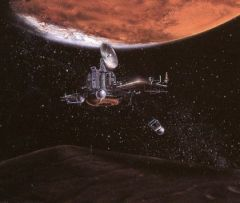 В СССР запущена Автоматическая межпланетная станция «Фобос-2»
