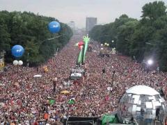 Парад любви в Германии