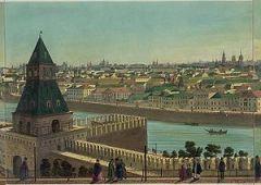 Итальянский мастер Антон Фрязин заложил на Москве-реке старейшую из башен Московского Кремля — Тайницкую