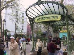 В Париже открылось метро