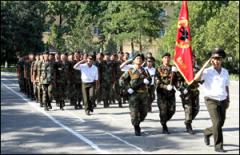 День Национальной гвардии Кыргызстана