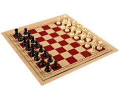 Основана Международная шахматная федерация