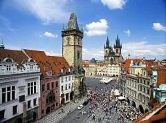 В Праге открылся 1-й Всемирный фестиваль молодежи и студентов
