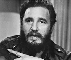 На Кубе произошло национальное восстание во главе с Фиделем Кастро