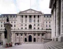Основан Банк Англии