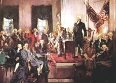 Принята 14-я поправка к Конституции США, гарантирующая гражданство страны всем лицам, рожденным на ее территории