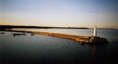 Открыт Беломорско-Балтийский канал имени Сталина
