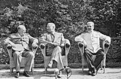 В Потсдаме завершилась конференция «Большой тройки»