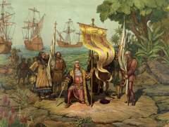 Началась первая экспедиция Христофора Колумба