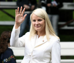 День рождения крон-принцессы Норвегии Метте-Марит